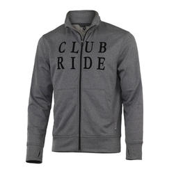 Club Ride Logo Track Jacket