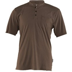 Club Ride Rambler Poly-Wool Henley