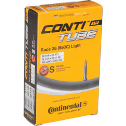 Continental Light Presta Valve Tube