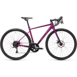 CUBE Bikes Axial WS Pro