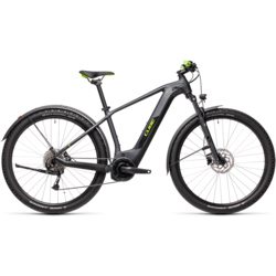 CUBE Bikes Reaction Hybrid Performance 400 Allroad