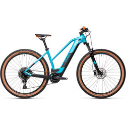 CUBE Bikes Reaction Hybrid Pro 625 29 Trapeze