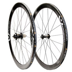 CycleOps 46mm G3 Carbon Wheelset