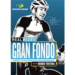 CycleOps RealRides Gran Fondo Indoor Trainer DVD