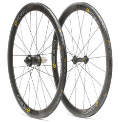 CycleOps PowerTap G3 Carbon Clincher Wheelset (45mm)