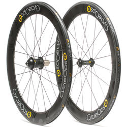 CycleOps PowerTap G3 Carbon Clincher Wheelset (65mm)