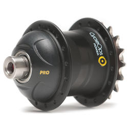CycleOps PowerTap Pro Track Rear Hub