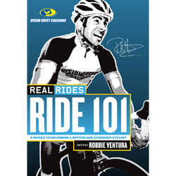 CycleOps RealRides Ride 101 Indoor Trainer DVD