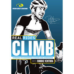 CycleOps RealRides Climb Indoor Trainer DVD