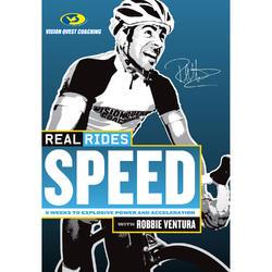 CycleOps RealRides Speed Indoor Trainer DVD