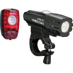 Cygolite Metro 400/Hotshot 2W Combo Light Set