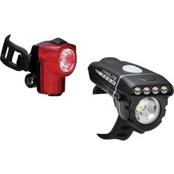 Cygolite Dash 320/Hotshot Micro 2W Combo Light Set