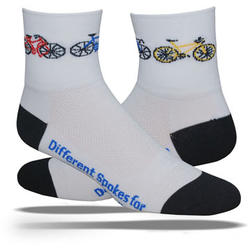 DeFeet Aireator Different Spokes