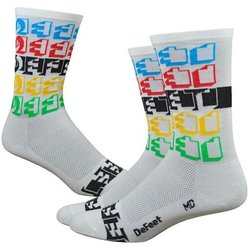 DeFeet Aireator 6-inch Positive Space