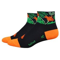 DeFeet Aireator Women's 2-inch Rain Forest