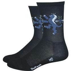 DeFeet Honey Badger Hi-Top Aireator Socks
