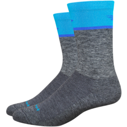 DeFeet Wooleator Comp 6-inch Team Socks