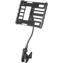 Delta Tablet Holder with Clamp