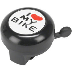 Dimension I Heart My Bike Bell