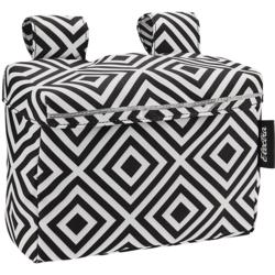 Electra Andi Velcro Handlebar Bag w/Lid