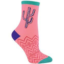 Electra Cacti 5-inch Socks