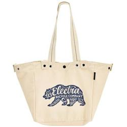 Electra Basket Tote Bear