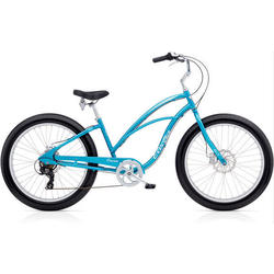 Electra Cruiser Lux Fat Tire 7D Step-Thru
