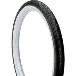 Electra Cruiser Vintage Diamond Tire (Whitewall)
