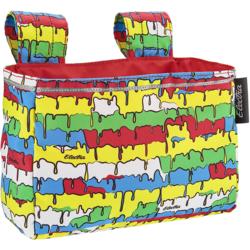 Electra Graffiti Drip Velcro Handlebar Bag