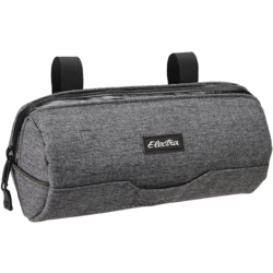 Electra Heather Charcoal Cylinder Handlebar Bag