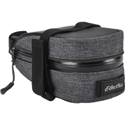Electra Heather Charcoal Saddle Bag