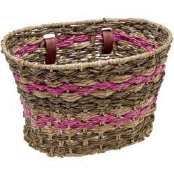 Electra Palm Frond Basket