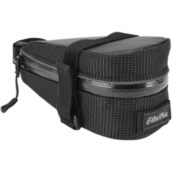 Electra Reflective Charcoal Saddle Bag