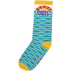 Electra Sunset Vibes Socks