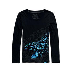 Electra Women's Mariposa Long Sleeve Top