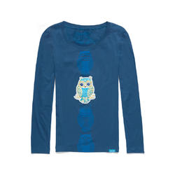 Electra Women's Night Owl Long Sleeve Top