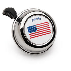 Electra American Flag Bell