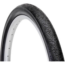 Electra Cruiser Blossom Trail Tire (Black w/Flowers)