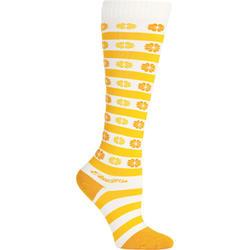 Electra Women's Daisy Stripe Knee Socks