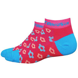 Electra Women's Flower Ankle Socks
