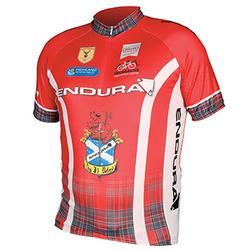 Endura CoolMax Printed Clan Jersey