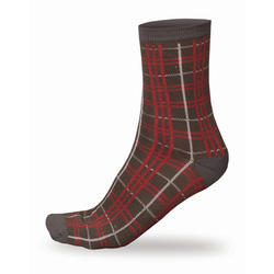 Endura Plaid Socks 2-Pack