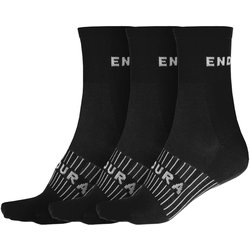 Endura Coolmax Race Sock (Triple Pack)