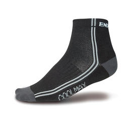 Endura CoolMax Stripe Socks 3-Pack