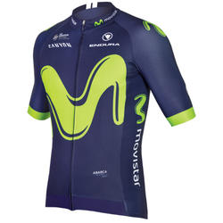 Endura Movistar Team S/S Jersey 2017