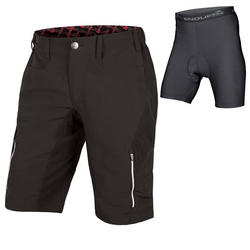 Endura Singletrack III Short with Liner