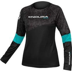 Endura Women's MT500 L/S Print T II LTD