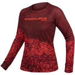Endura Women's MT500 Marble L/S Jersey LTD