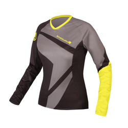 Endura Singletrack II Long Sleeve T - Women's
