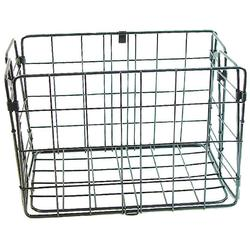 Evo E-Cargo Rack Side Folding Classic Basket